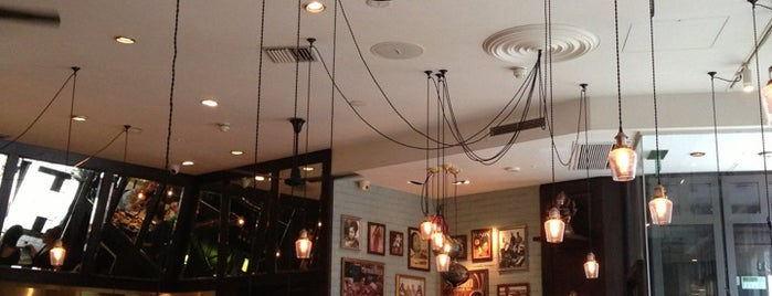Dishoom is one of Breakfast places in London.