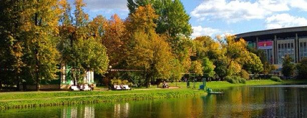 Екатерининский парк is one of Москва любимое.