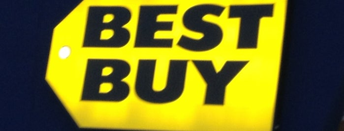 Best Buy is one of Shopping for NYC dwellers--in NJ!.