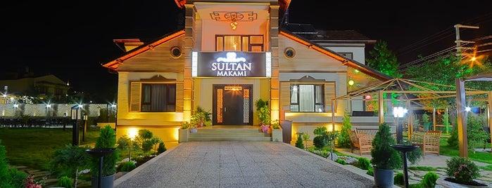 Sultan Makamı is one of Konya'da Café ve Yemek Keyfi.