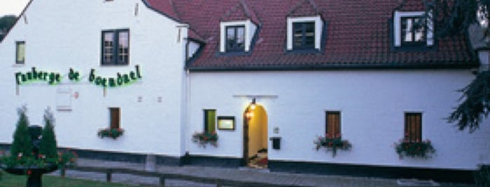 Auberge de Boendael is one of Restos.