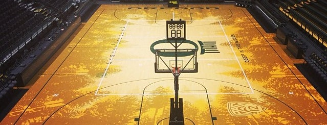 Matthew Knight Arena is one of Summer Events To Visit....