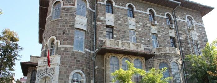 İzmir Arkeoloji Müzesi is one of İzmir Gezi.