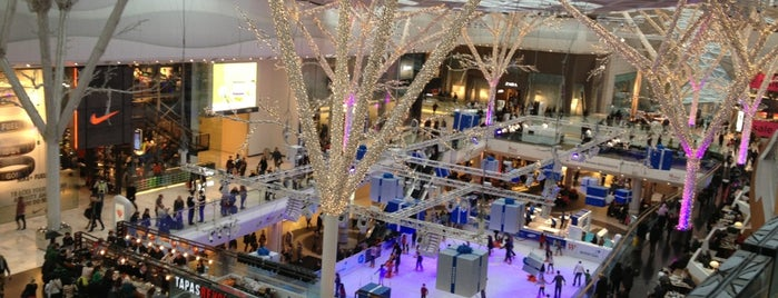 Westfield London is one of Places to Visit in London.