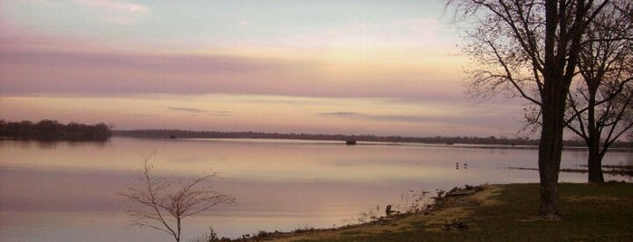 Horseshoe Lake State Park is one of Illinois: State and National Parks.
