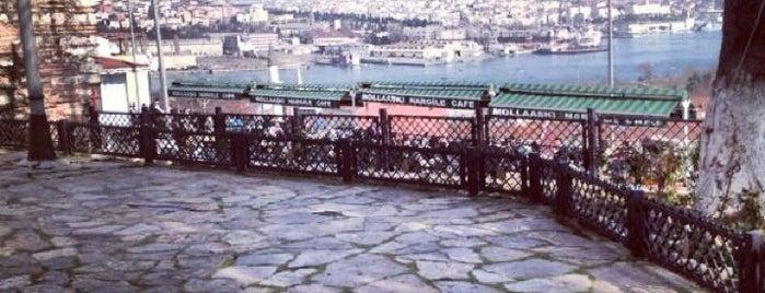 Molla Aşkı Terası is one of İstanbul.