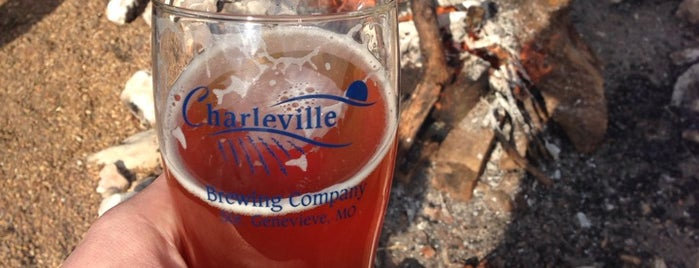 Charleville Vineyard & Brewery is one of BEER!.