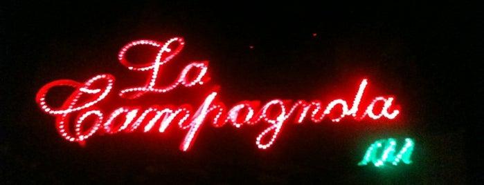 La Campagnola is one of Meus lugares.
