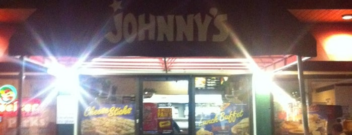 Johnny's Pizza is one of Must-visit Pizza Places in Shreveport.