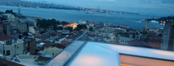 Leb-i Derya is one of Istanbul'da Manzara.