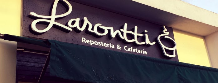 Larontti Repostería is one of Querétaro.