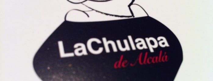 La Chulapa de Alcala is one of Comer en Madrid.