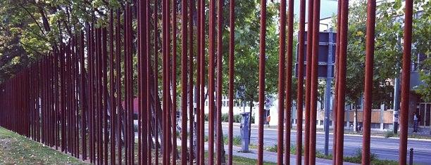 Gedenkstätte Berliner Mauer is one of Berlin, baby!.