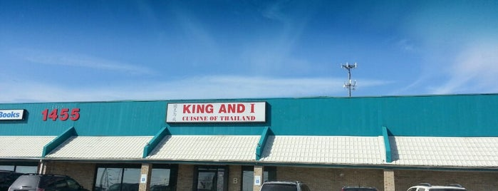 The King & I is one of Favorite Food.