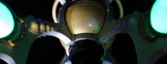 Astro Orbiter is one of Walt Disney World.
