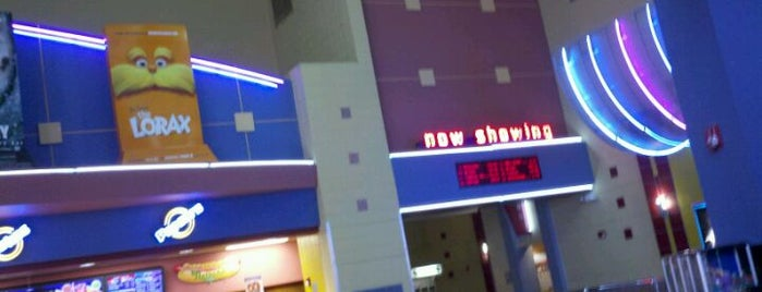 Regal Cinemas Treasure Coast Mall 16 is one of Florida, FL.
