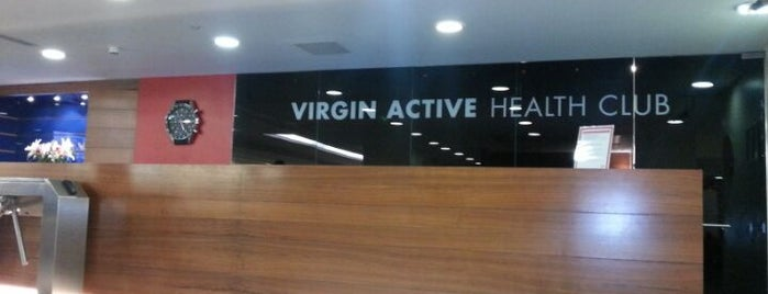 Virgin Active is one of M!.