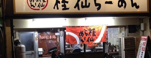 菊池拉麺専門店  桂仙ラーメン is one of ramen.