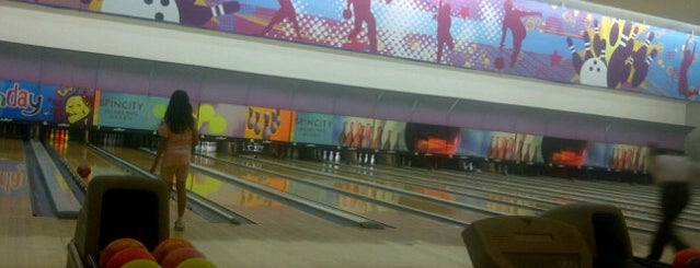 Bowling is one of 7-10 Split Badge.