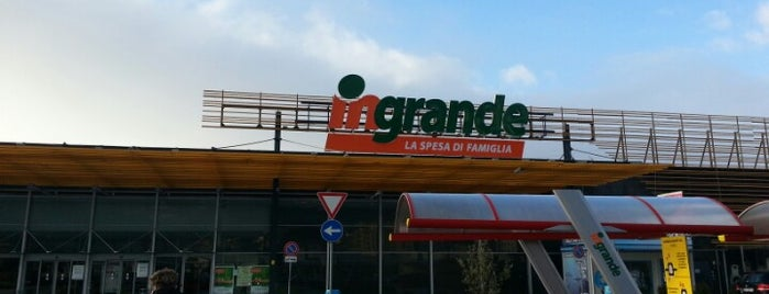 Le Grange Centro Commerciale is one of 4G Retail.