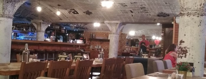 True Cost Bar & Grill is one of Call it Moscow!.