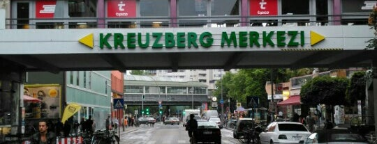 Kreuzberg is one of Berlin.