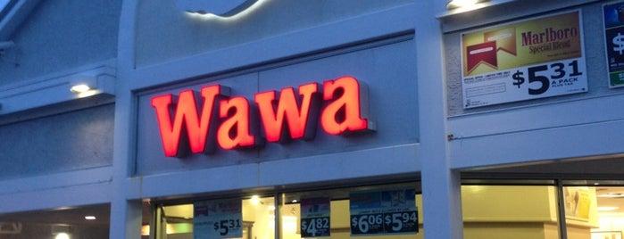 Wawa is one of Must-visit Food in Ocean City.