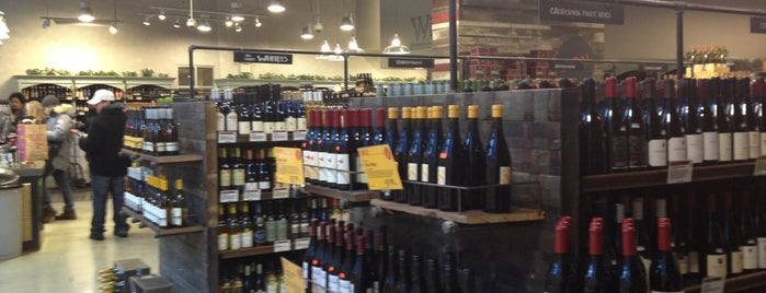 Whole Foods Wine Store is one of NYC Best Shops.