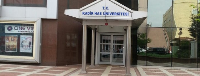 Kadir Has Center is one of ALIŞVERİŞ MERKEZLERİ / Shopping Center.