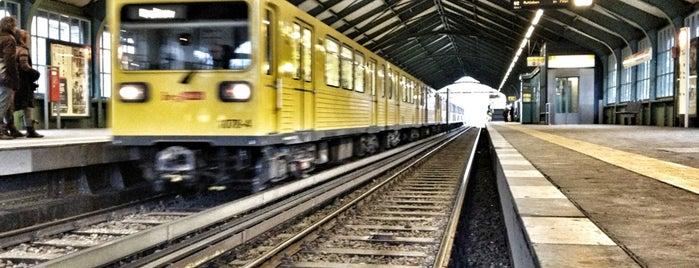 U Bülowstraße is one of U-Bahn Berlin.