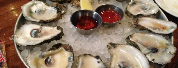 Pearlz Oyster Bar - West Ashley is one of Favorite Food.