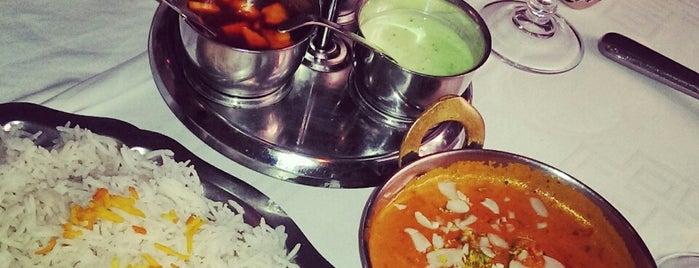 Les Délices du Kashmir is one of Restaurantes.
