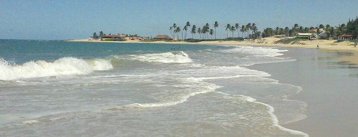 Praia de Jacumã is one of Praias RN.
