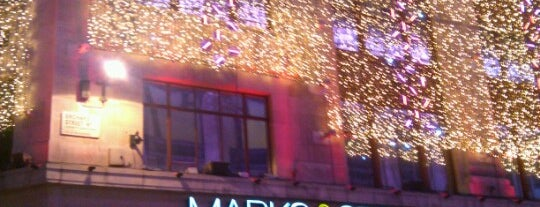 Marks & Spencer is one of Shops.