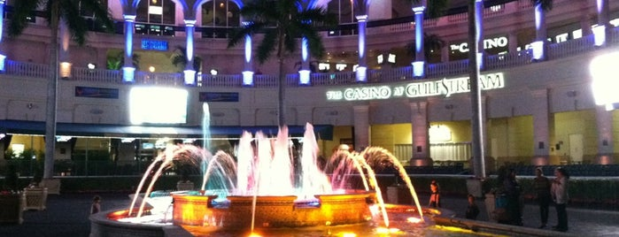 The Village at Gulfstream Park is one of Miami.