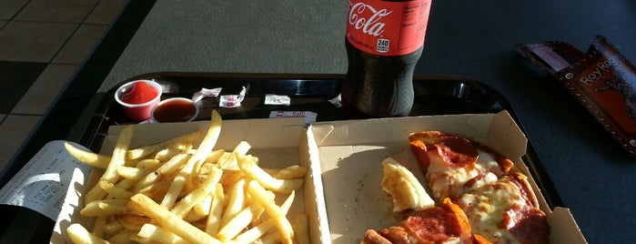 Pizza Hut is one of Places to Eat.