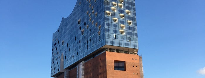Elbphilharmonie is one of Hamburg 2017.