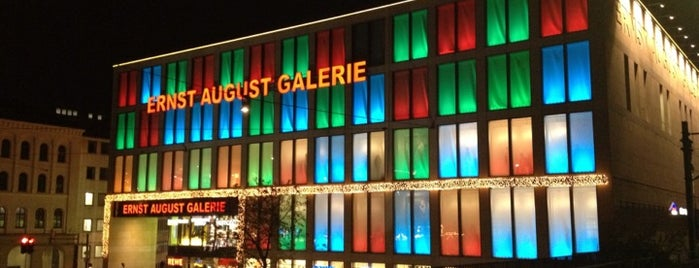 Ernst-August-Galerie is one of Hannover.