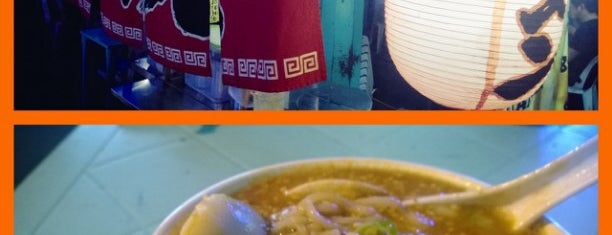 Erra's Bar & Grill is one of The 15 Best Places for Ramen in Manila.