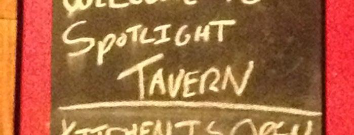 Spotlight Tavern is one of Endicott.