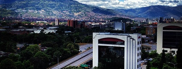Medellín is one of Summer South of the Equator.