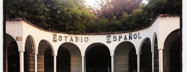 Estadio Español is one of Restaurantes Visitados.