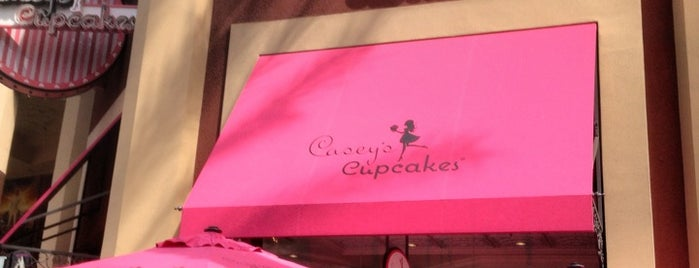 Casey's Cupcakes is one of california.