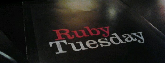 Ruby Tuesday is one of Eateries.