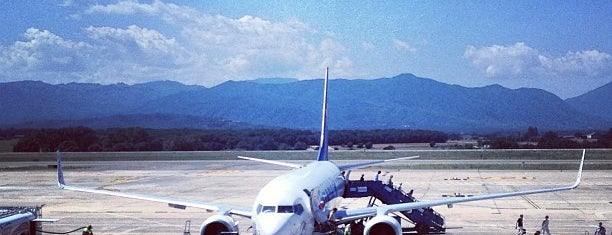 Aeroport de Girona-Costa Brava (GRO) is one of My Airports.