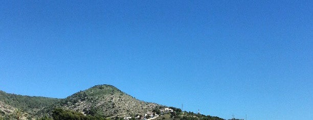 Platja d'Aiguadolç is one of BOOM Sitges.