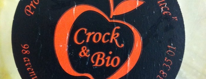 Crock & Bio is one of Paris.