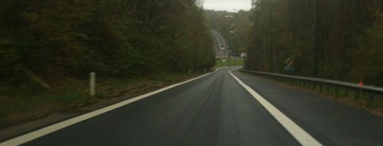 E42 - Malmedy is one of Belgium / Highways / E42.