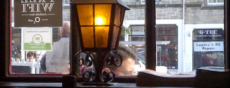 The Last Drop is one of Favourite Pubs in Edinburgh.