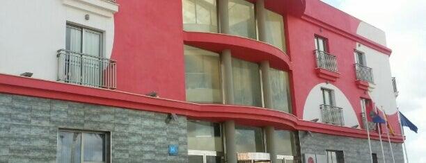 Hotel Spa Torre Pacheco is one of Hoteles en que he estado.